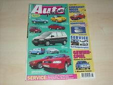 47921) Mercedes SLK 200 R170 TEST - Auto Journal 08/1997