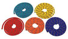 La corda da salto colorata - 3 metri - verde - blu - arancione - rosso - giallo