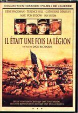 DVD - IL ETAIT UNE FOIS LA LEGION - Gene Hackman