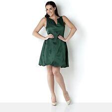 Trinny & Susannah Sateen Bubble Hem Dress Size XXXL 3XL