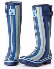 Mesdames Bottes Bottes d'hiver Bottes de pluie Designer Caoutchouc Wellingtons evercreatures