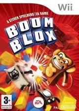 Boom Blox (Nintendo Wii, 2008) - European Version