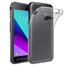 Coque Gel UltraSlim et Ajustement Parfait Pour Samsung Galaxy Xcover 4 SM-G390F