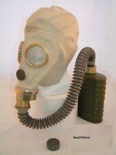 MUA ZsM41M GAS MASK & VOICE CHAMBER, FILTER, HOSE AND WATERPROOF BAG- NOT GP5