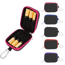 6 Roller Bottles 5ml Essential Oil Case Carry Holder Storage Aromatherapy Bag GL