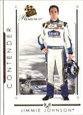 2007 Press Pass Premium Racing Choose Your Cards