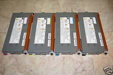4 Color Toner for Lexmark C 500 C500 C500n X502 X500 X500n Laser Printer