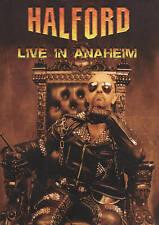 Halford: Live in Anaheim DVD, Rob Halford,
