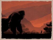King Kong Movie 2005 Cool Amazing Art Artwork Huge Giant Print POSTER Plakat