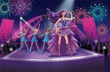 193006 Barbie Popstar Anime Wall Print Poster Plakat