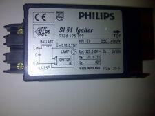 Philips si 51 paraliel control electrónico de encendedor Lámpara Engranaje HPI T 250W/400W #iW