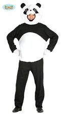 GUIRCA Costume vestito panda animali carnevale halloween uomo mod. 84609