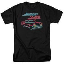 American Grafitti Neon T-Shirt Sizes S-3X NEW