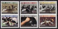 Nueva Zelanda 2003 Centenario de la prueba Rugby Set 6 Menta desmontado, Mnh