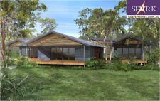 Sloping Land  Plan 353, 4 Bedrooms - Size 353m2, TIMBER FRAME KIT
