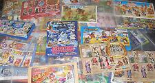 Selección de conjuntos de folleto demasiado duro figuras de plástico procedentes de Alemania