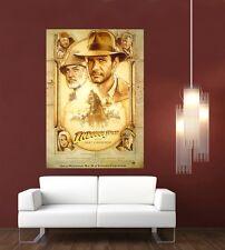 Indiana Jones & The Last Crusade Giant 1 Piece  Wall Art Poster TVF130