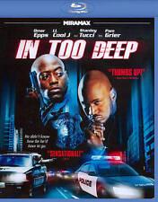 In Too Deep [Blu-ray] DVD, LL Cool J, Omar Epps, Stanley Tucci, Nia Long, Pam Gr
