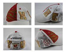 cappello da uomo baseball con visiera berretto in cotone estivo bianco sole mare