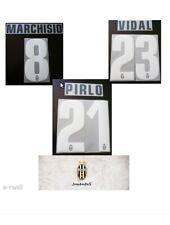 Juventus Fc Kit Personalizzazione Nameset x maglia calcio tg Home 2012 2013
