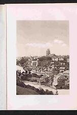 Canton of Bern -  Switzerland-Rare 1904 Photogravure