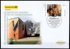 BRD 2004: Felix Nussbaum-Gemälde! Post-FDC Nr. 2432 mit Berliner Stempel! 1611