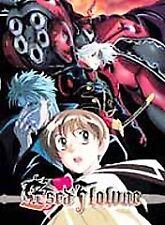 Vision of Escaflowne Vol. 4 - Past and Present (DVD, 2001) BRAND NEW