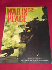 WAR IN PEACE #52 - Vietnam -The Air War