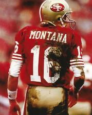 Football San Francisco 49er Joe Montana Photo Picture