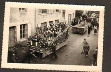 CORVOL-L'ORGUEILLEUX (58) CAVALCADE du 29 MAI 1949