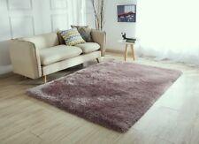 NUOVO Oro Rosa spessa Shaggy morbido come velluto Tappeto Moderno Di Lusso Tappeti corridori tappeto