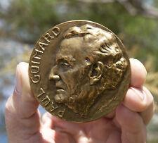 French, Paul GUIMARD, writer, maritime motives, Swedish medalist Olovson