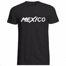 MEXICO Mk 1 LOGO T-SHIRT (Gildan Escort Ford Vintage AVO RS 2000 I mark X flow)
