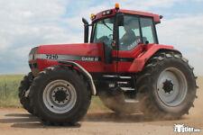 CASE IH Tractor 7210 7220 7230 7240 or 7250 Hood & Cab Decal stripe Set .