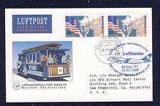 19031) LH FF Monaco-San Francisco 28.3.99 so-KT tram