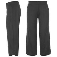 New LA Gear Ladies Gym Yoga Sweat 3/4 Pants Trousers tracksuit bottoms Size 8 XS