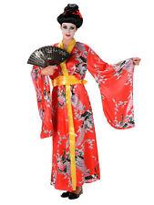 Déguisement Geisha rouge femme Cod.303419