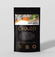 Chaoji GINGER LIME tè dimagrante dieta perdita di peso dieta a base di erbe migliori tè