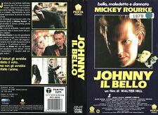 Johnny il Bello (1989) VHS