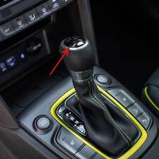 Interior Console Gear Shift Knob Top Cap Cover For Hyundai Kona Encino 2017-2020