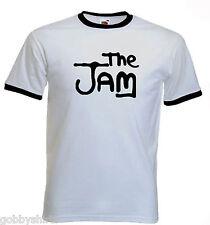 Mod Para Hombre De Timbre Tees, Slim Fit, The Jam, mods, T-shirt