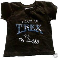 ROCKER BABY T REX Kids Silver Rock Star's T-Shirt g.68