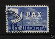 Switzerland  301  used  catalog $95.00