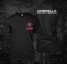 USS Umbrella Security Service Corp Resident Evil - Custom T-shirt Tee