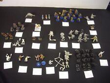 Warhammer/Games Workshop: necromunda, BLOODBOWL, Mordheim Multilisting A5