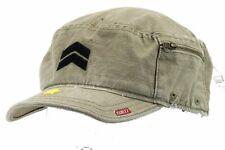 Kurtz Men's Fritz AK002 Fatigue Cotton Military Cap Hat