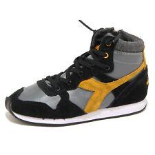 7685N sneaker DIADORA HERITAGE nero grigio scarpe bimbo shoes men