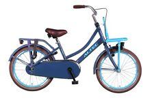 Hollandrad ALTEC Fahrrad Omafietsen Kinderrad Mädchenfahrrad 20 Zoll, 1 Gang