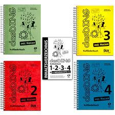 Das DING mit Noten + Original Inhaltsverzeichnis: 1,2,3,4 + Weihnachts-Ding