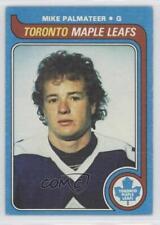 1979-80 Topps #197 Mike Palmateer Toronto Maple Leafs Hockey Card